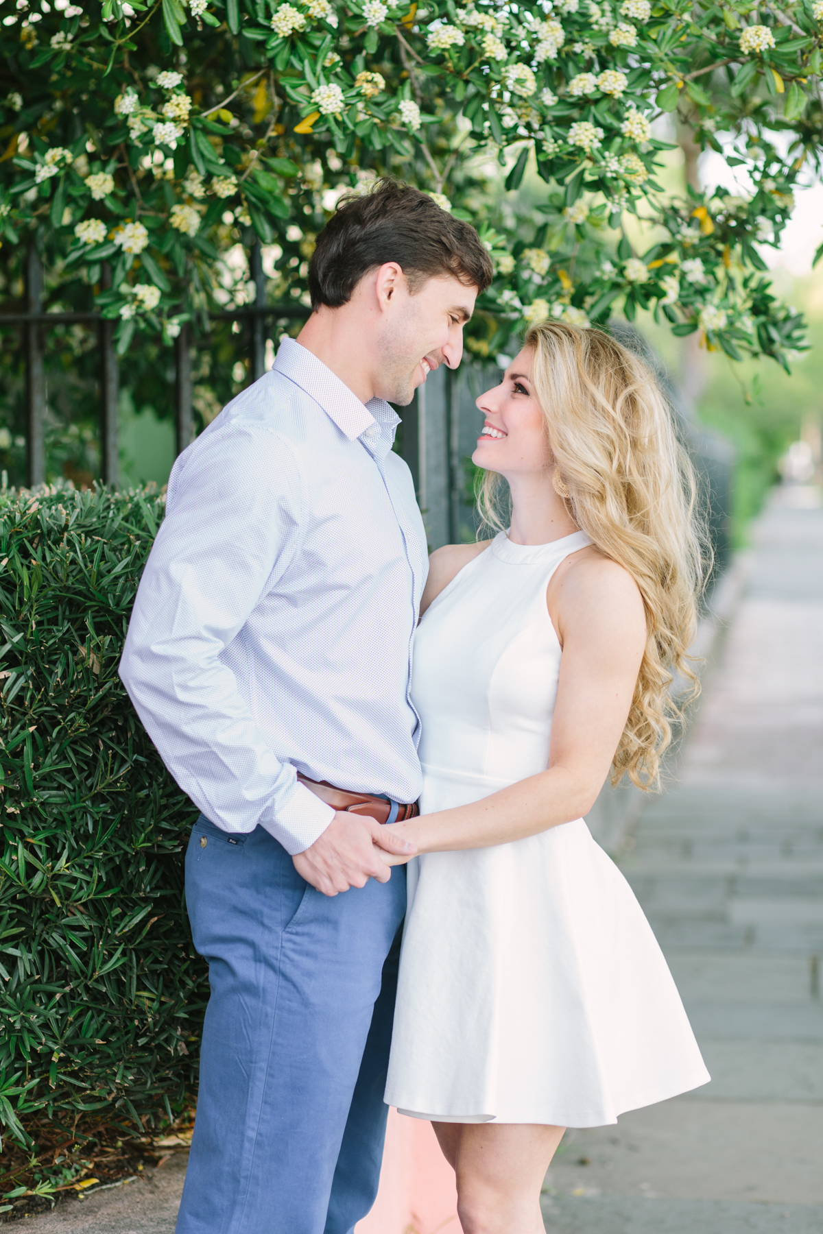 Downtown Charleston Engagement  (2 of 29)