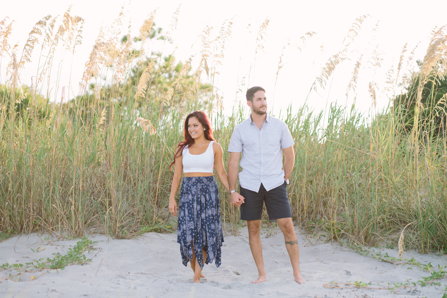 folly beach engagement photos (1 of 25)