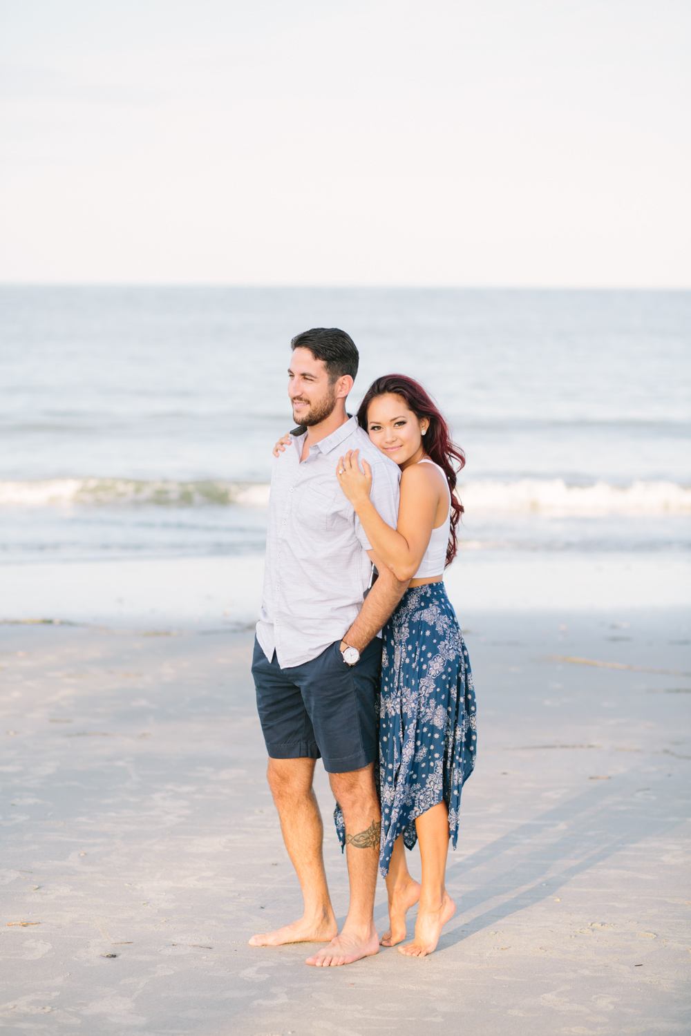 folly beach engagement photos (5 of 25)